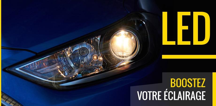 LED Boostez votre éclairage